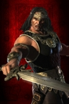 Age of Conan - Hyborian Adventures Artwork, conan_slash_poster_small.jpg