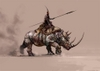 Age of Conan - Hyborian Adventures Artwork, rhino_1d.jpg