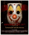 Bloody Good Time, midrez_affiche_clown.jpg