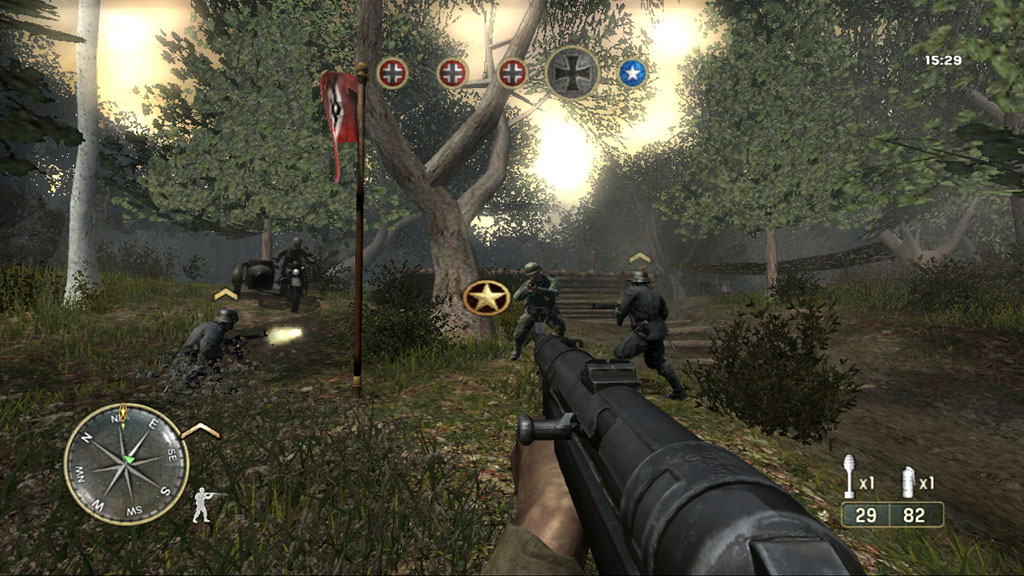 Call of Duty 3 Multiplayer