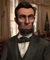 Civilization IV: Beyond the Sword, abraham_lincoln_hires.jpg