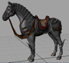 EverQuest II: Echoes of Faydwer, armored_horse.jpg