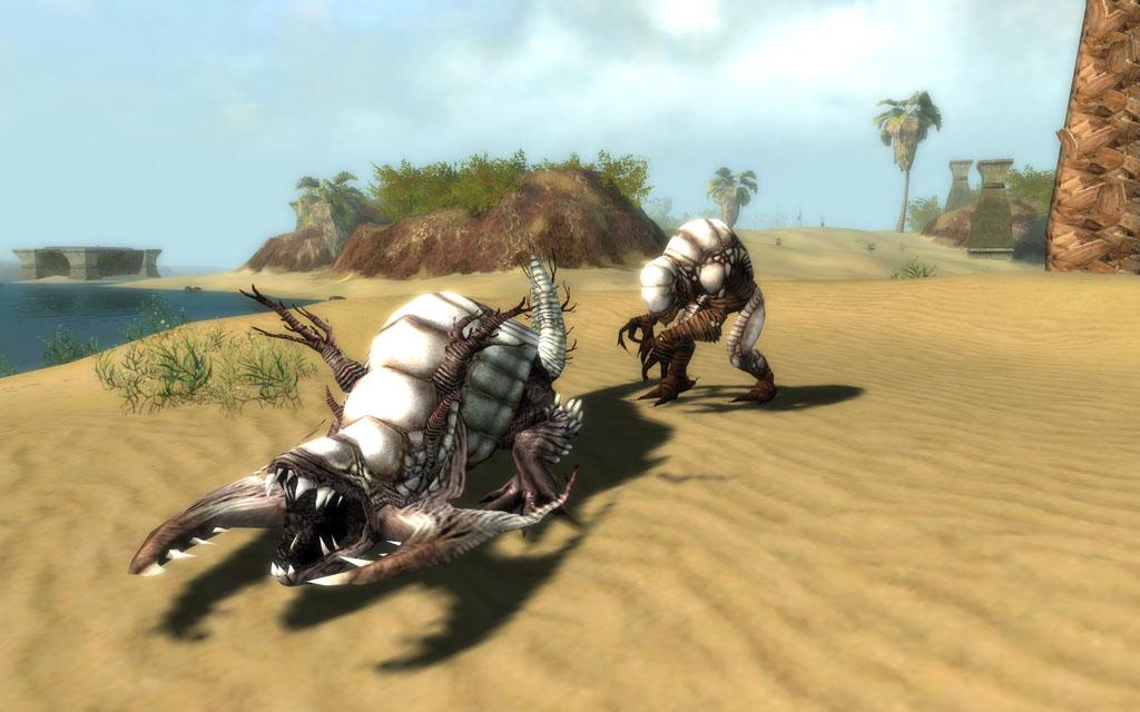 gameSlave, Guild Wars Nightfall image  mandragor030 jpg