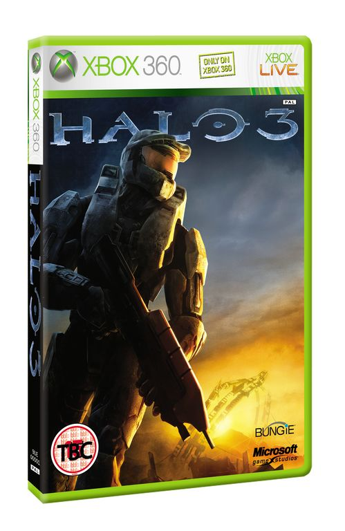 Halo 3 Artwork