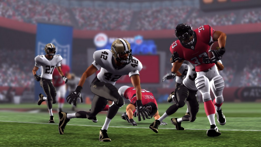 an overview of the sports game madden 16 Ea sports is ready to dish out its famous brand of digital football with madden nfl 16 here's everything you need to know about it.
