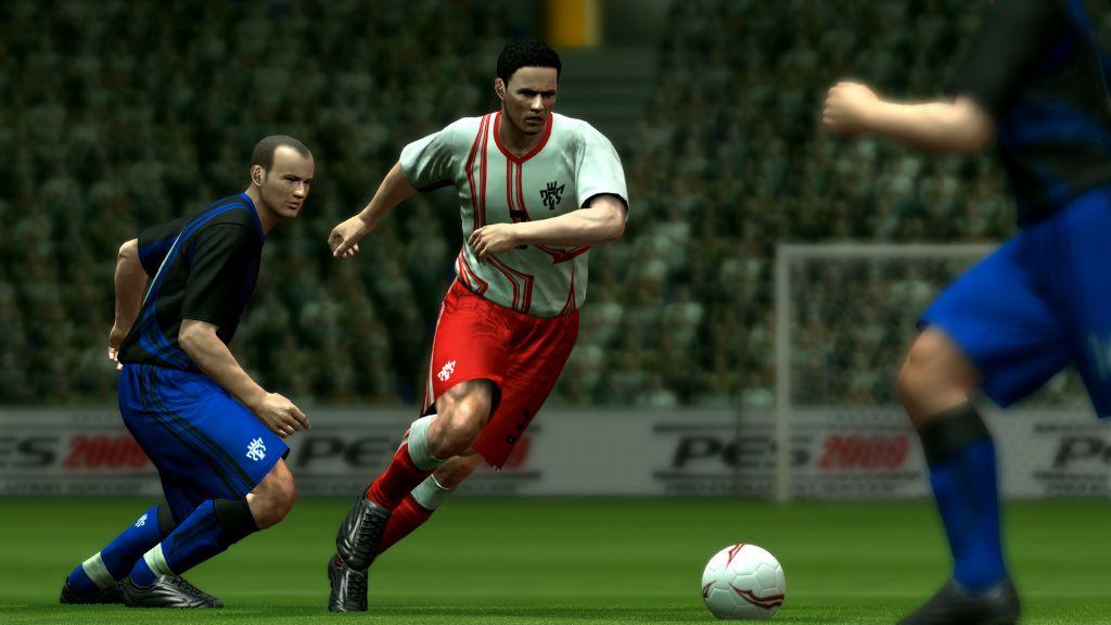 Pro Evolution Soccer 2009 - Pes Smoke Patch 1.2