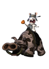 Rayman Raving Rabbids, rrr_posing_warcow_august16.jpg