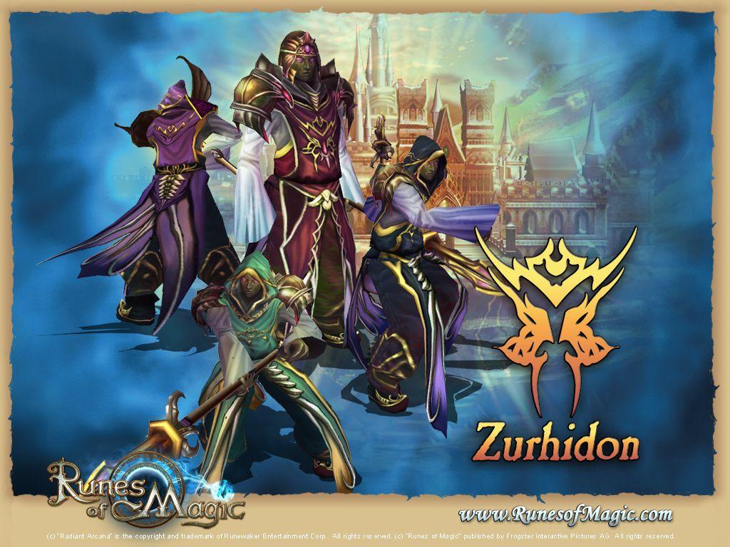Fortaleza Zurion Zurhidon