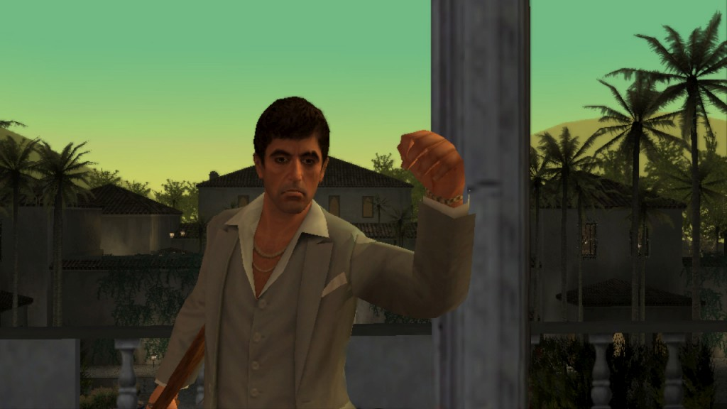 the world is yours scarface statue. gameSlave, Scarface: The World