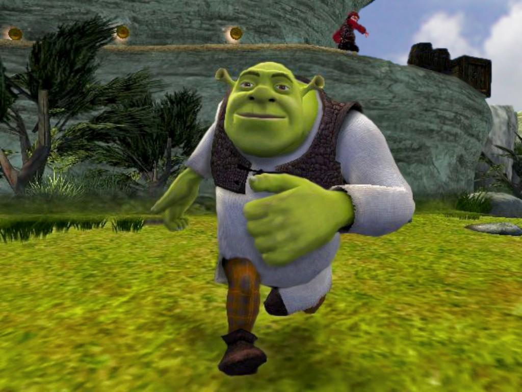 Shrek the third 4 of 4
