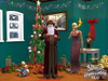 The Sims 2 Festive Holiday Stuff, sims2hspcscrnkidsantasft2wm.jpg