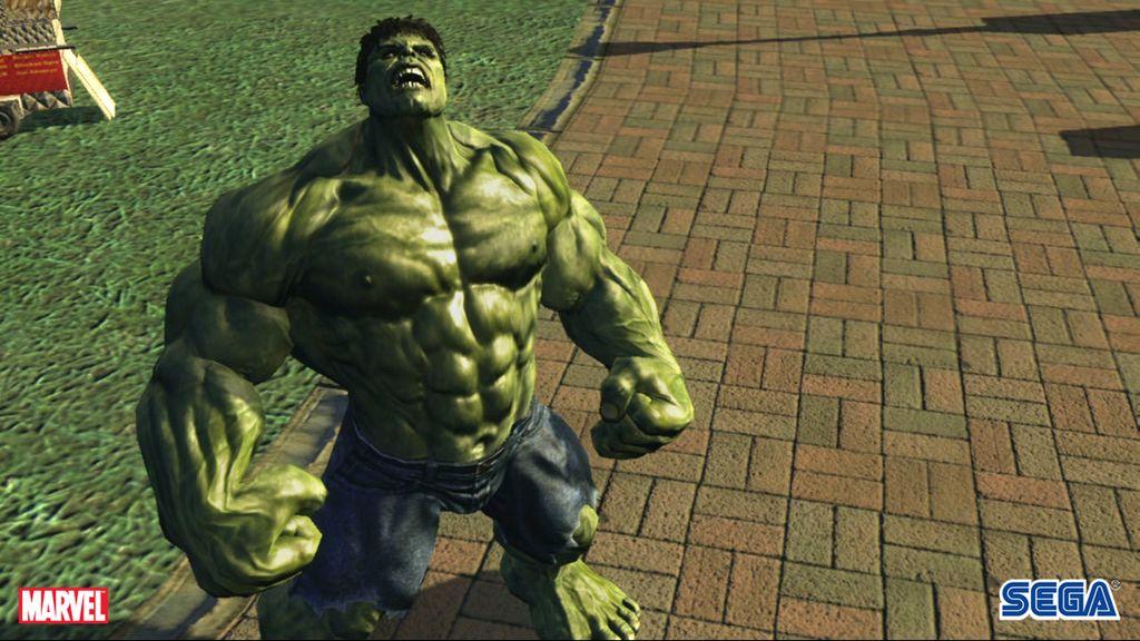 Incredible Hulk Game Pc Free Download
