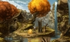 The Whispered World, tww_screenshot_march2009.jpg