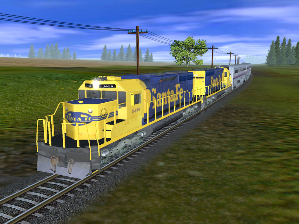 Trainz is a series of 3D train simulator video loweredlate.ml Australian studio Auran (since N3V Games) released the first game in The simulators consist of route and session editors called Surveyor, and the Driver module, that loads a route and lets the player operate and watch the trains run, either in