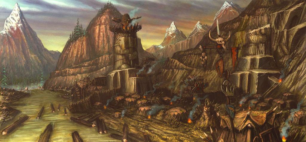 Warhammer Online: Age of Reckoning - Artwork - 16 of 207 .