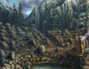 Warhammer Online: Age of Reckoning - Artwork, dwarf_zone___ekrund___strip_mine.jpg
