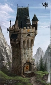 Warhammer Online: Age of Reckoning - Artwork, empire_guard_tower.jpg