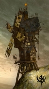 Warhammer Online: Age of Reckoning - Artwork, empire_windmill.jpg