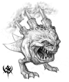 Warhammer Online: Age of Reckoning - Artwork, gas_squig.jpg
