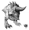 Warhammer Online: Age of Reckoning - Artwork, horned_squig.jpg