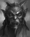 Warhammer Online: Age of Reckoning - Artwork, modelsheet_ungor_head.jpg