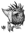 Warhammer Online: Age of Reckoning - Artwork, spiney_squig.jpg