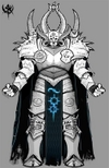 Warhammer Online: Age of Reckoning - Artwork, war___career___chaos_chosen_t4.jpg