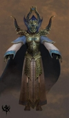 Warhammer Online: Age of Reckoning - Artwork, war___career___chaos_magus___female_t4.jpg