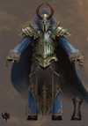 Warhammer Online: Age of Reckoning - Artwork, war___career___chaos_magus_t3.jpg