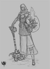 Warhammer Online: Age of Reckoning - Artwork, war___empire_career___warrior_priest_t2__female_.jpg