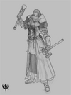 Warhammer Online: Age of Reckoning - Artwork, war___empire_career___warrior_priest_t3__female_.jpg