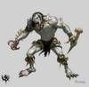 Warhammer Online: Age of Reckoning - Artwork, war___monster___gorger_1024.jpg