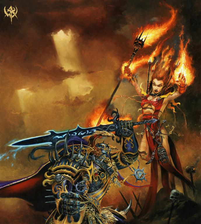 Warhammer Online: Age of Reckoning - Artwork
