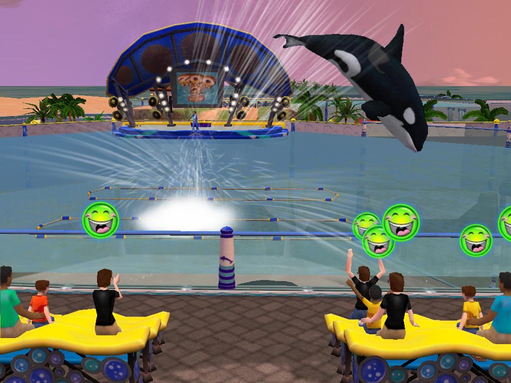 gameSlave, Zoo Tycoon 2: Marine Mania image