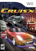 Cruis'n Packshot