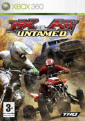 MX vs ATV Untamed Packshot