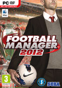 Football Manager 2012 Packshot