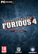 Brothers In Arms Furious 4 Packshot