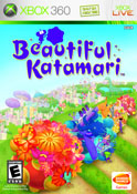 Beautiful Katamari Packshot