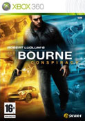 The Bourne Conspiracy Packshot