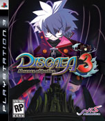Disgaea 3: Absence of Justice Packshot