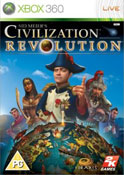 Civilization Revolution Packshot