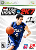 College Hoops 2K7 Packshot