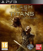 Clash of the Titans Packshot