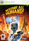 Destroy All Humans: Path of the Furon Packshot