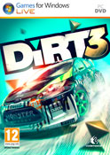 DiRT 3 Packshot