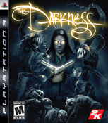The Darkness Packshot