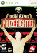 Don King Presents: Prizefighter Packshot