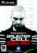 Tom Clancy's Splinter Cell Double Agent Packshot