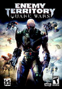 Enemy Territory: Quake Wars Packshot